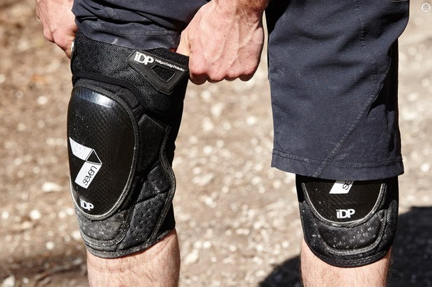 7iDP's Control knee pads proved something of a compromise in use