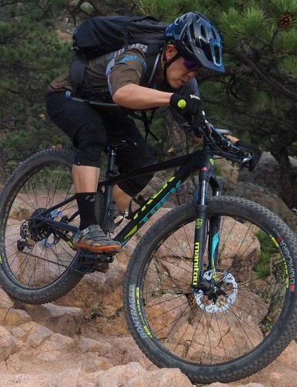 How well the Trek Stache 9 29+ works for you will likely depend heavily on your local terrain. It's a blast to ride on faster trails where you're able to maintain momentum, especially if it's moderately bumpy. The massive rotational inertia is impossible to ignore on long and/or slow climbs, though