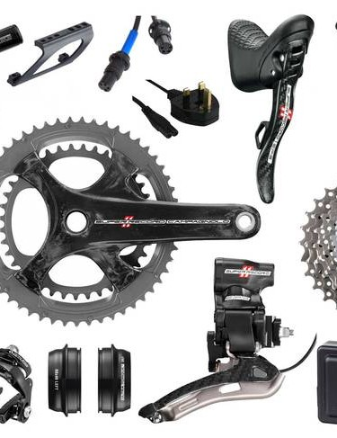 Campagnolo's best-of-the-best Super Record EPS groupset