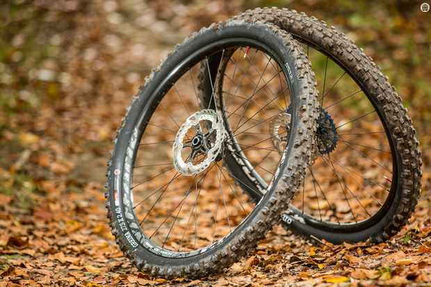 4649cef83b9 Vittoria's Deamion wheels have stood up well to our tester's abuse