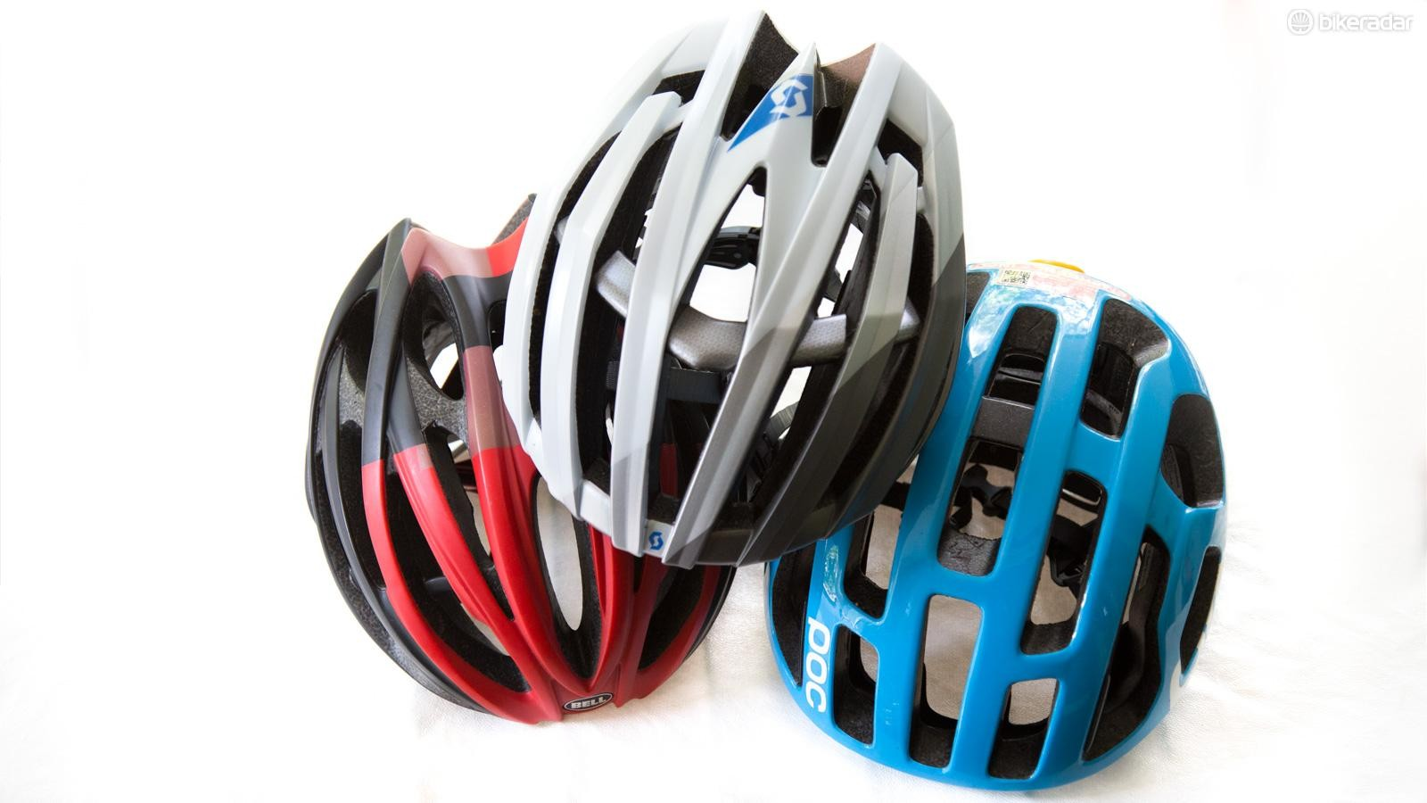 Two of these helmets are illegal to use in Australia. You may be surprised why
