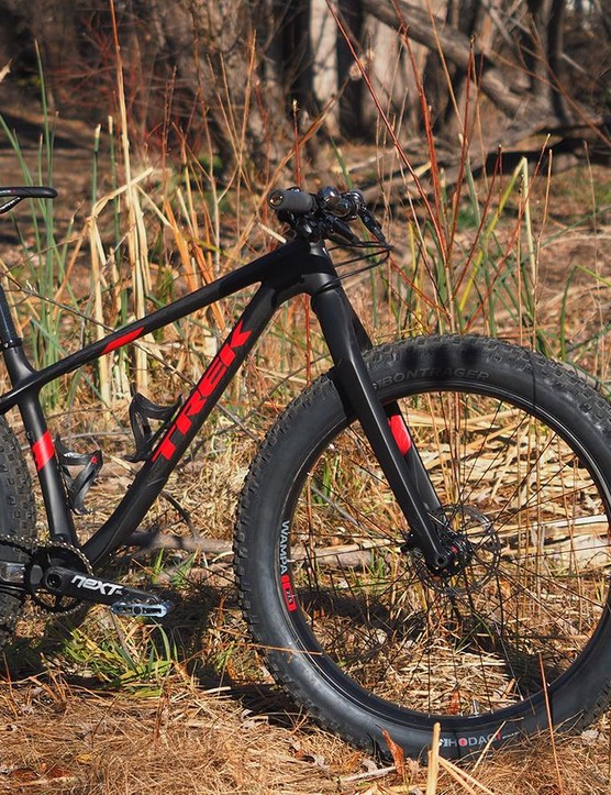 Trek's new Farley 9.8 is more capable than ever but yet lighter than ever, too