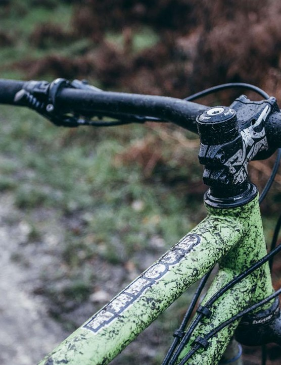 Frame-only and full builds are available, with plenty of options to get it just so – bar and stem length/width being one of them