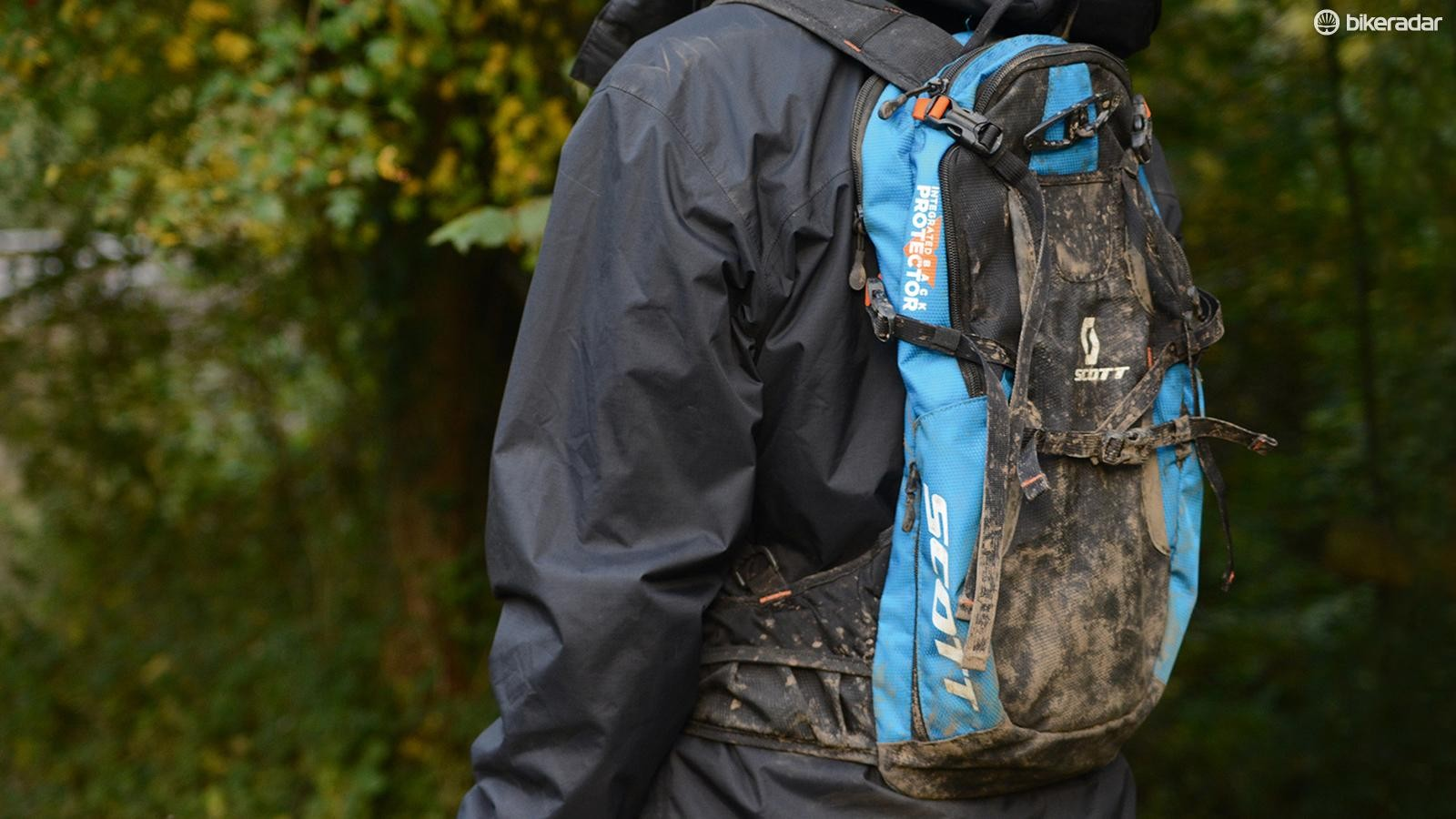 Scott's Grafter Protect 12 Backpack has had some welcome updates on previous versions