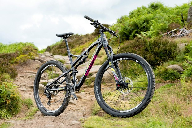 Whyte has stepped its game right back up with the new T-130 RS