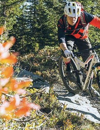 The 6Fattie is a point-and-shoot ripper on most trails you put in front of it
