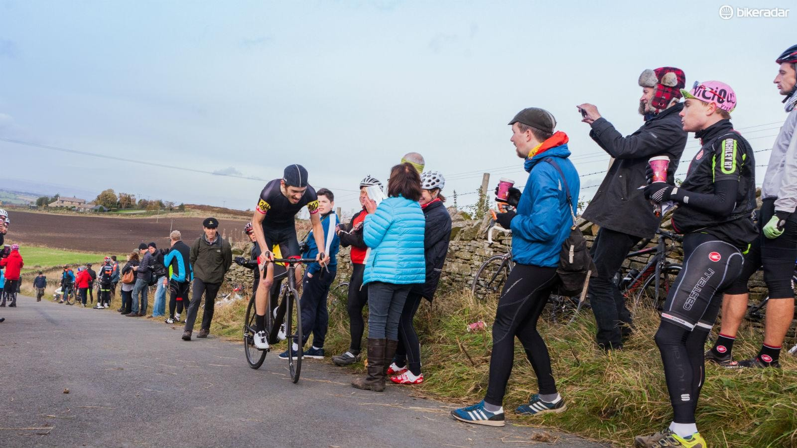 If you're a racer, then you'll know it's often on the hills where a race is won or lost