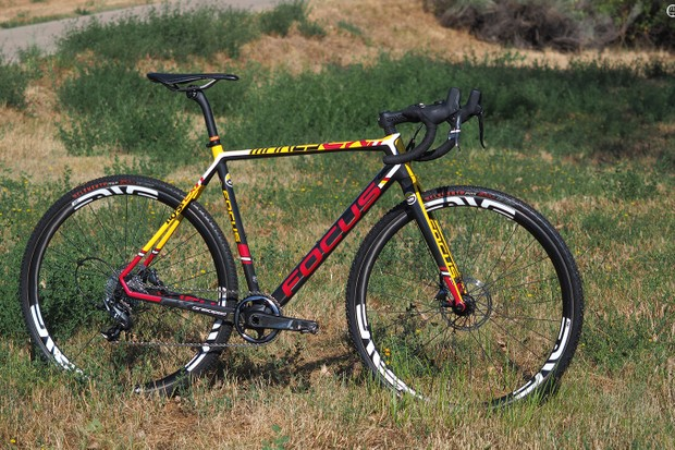 Few paint jobs are as recognizable as the one found on the Focus Mares CX rigs of the Noosa Professional cyclocross team