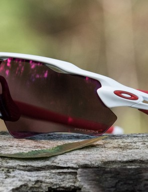 Unless on the back of a tandem, vision is rather important when riding. For me, the Oakley Prizm lenses have stepped up my sight another level (though I'm still below average)