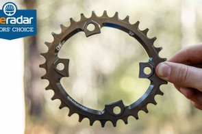I never loved the idea of ovalized chainrings, however, the new trend of mountain-specific 'Traction' has turned me into a believer. And no, it has nothing to do with power output