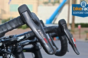 Like a GameBoy, SRAM's eTap offers wireless play time – looking foward to seeing frames make the jump to wireless-only designs