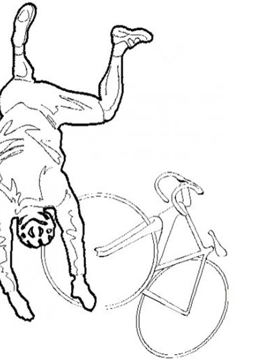 Disc brake-related injuries should remain few and far between
