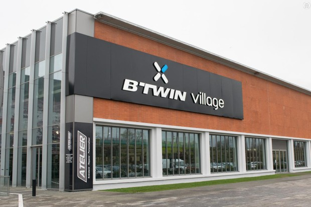 Welcome to B'Twin Village