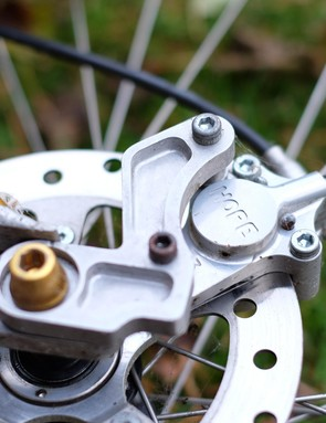 Disc brakes have been around for a very long time already