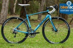 The 2016 Giant Defy 1 Disc is nothing fancy, but it's a seriously solid choice at a good price