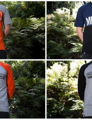 Out of New Zealand, Mons Royale specialise in Merino apparel. These tops are the brand's entry into mountain biking designs