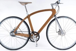 The Urban One is beautifully handcrafted in England by Williams Cycles' founder and designer, Tom Williams