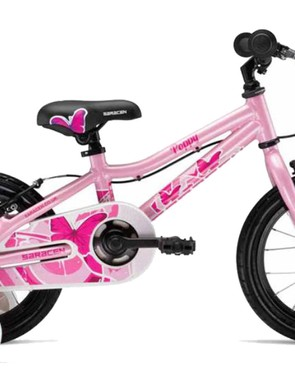 Saracen Poppy Junior 14in kids bike