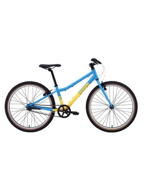 Pinnacle Aspen five-speed 24in kids bike