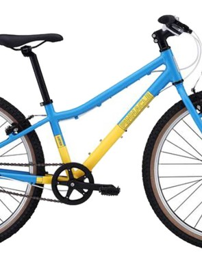Pinnacle Aspen five-speed 24in kids bike