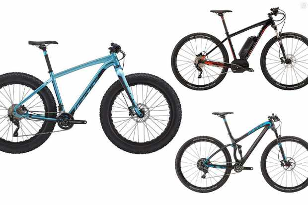 All 2015 model-year Felt Double Double 30 fat bikes, NINEe 20 E- mountain bikes, and Edict 1 full-suspension models are affected by this recall