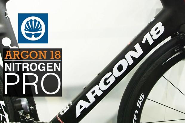 Argon 18's new Nitrogen Pro