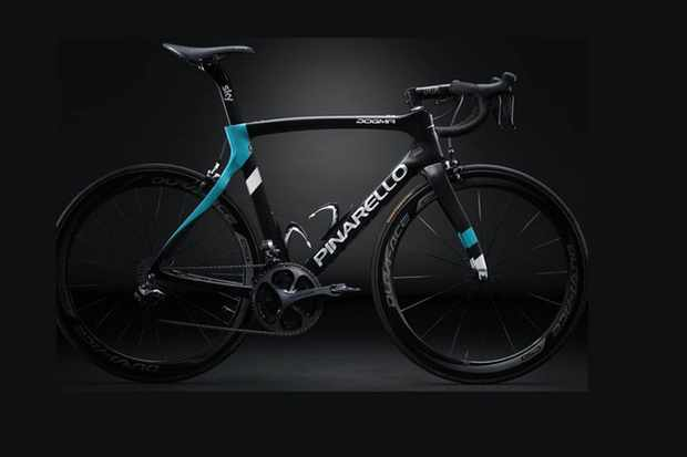 The new Pinarello Dogma F8 2016