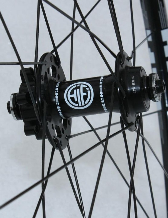 HiFi is a new wheel company out of Portland, Oregon in the US