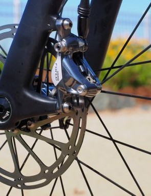 SRAM has rolled out hydraulic disc brakes across four of its road groupsets
