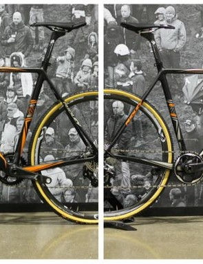 The 2015 Ridley X-Night SL range was one of this year's highlights