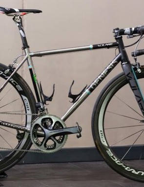 There was plenty of want for the latest Madison Genesis Volare 953 team bike