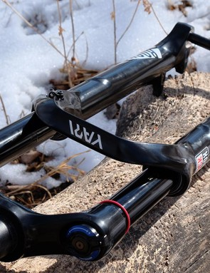 The RockShox Yari is designed as a more affordable alternative to the Pike and Lyrik