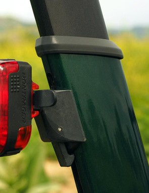 You'll rarely see me out on the road without a Bontrager Flare R rear taillight flashing away