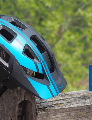 Giant really surprised me with its Rail trail helmet. It's absolutely fantastic