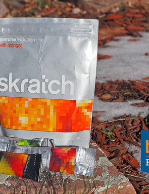 Skratch drink mix is one of the only ones I've found that doesn't disturb my stomach at all