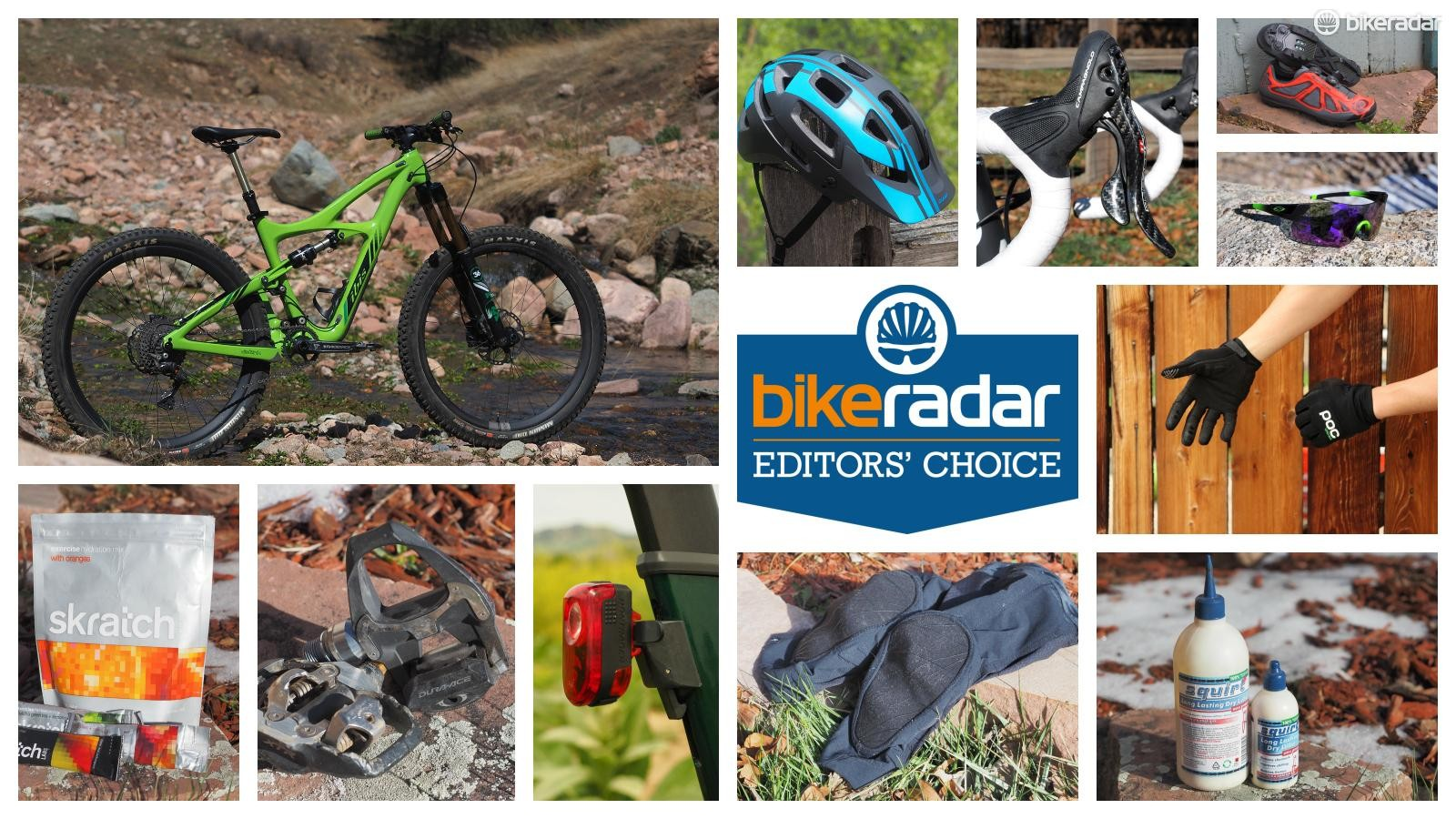 BikeRadar tech editor James Huang's 2015 gear picks