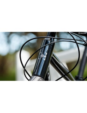 The Cell logo was formerly associated with cheap (in all senses of the word) bikes. That's certainly changed in recent times