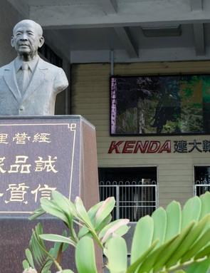 Kenda's benevolent founder. Probably
