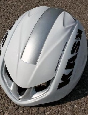 Kask Infinity – top performance, with a neat party trick