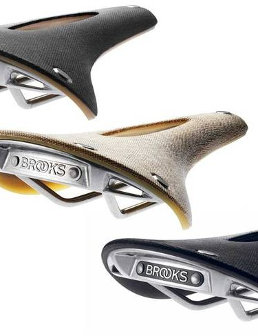 Brooks Cambium C17 Carved saddle, superb