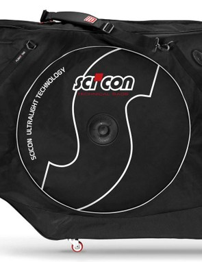 Scicon's AeroComfort 2.0 is a splendid bike bag