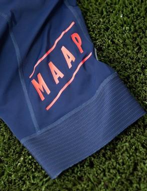 MAAP's branding is subtle