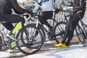 We tested a fleet of bib tights on and off the road in Colorado