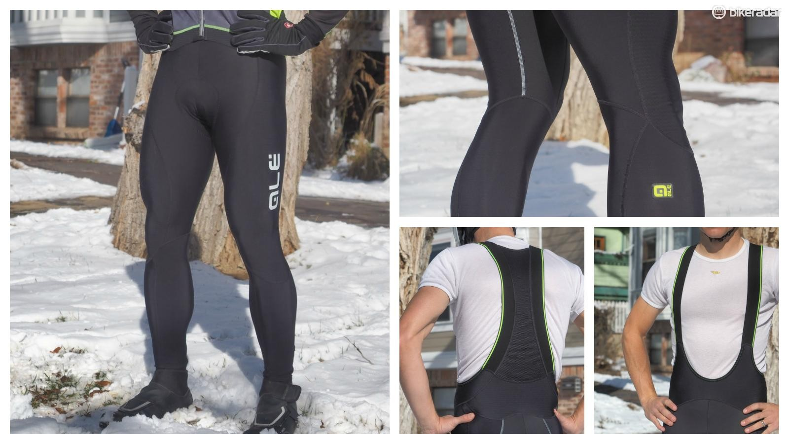 The Alé PRR Clima Protection is an excellent piece with warmth, wicking, compression and reflectivity