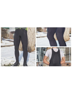 The Giordana FR-C legs and chamois are perhaps the most comfortable, but the knees are relatively thin and the upper is —for us —a little constricting