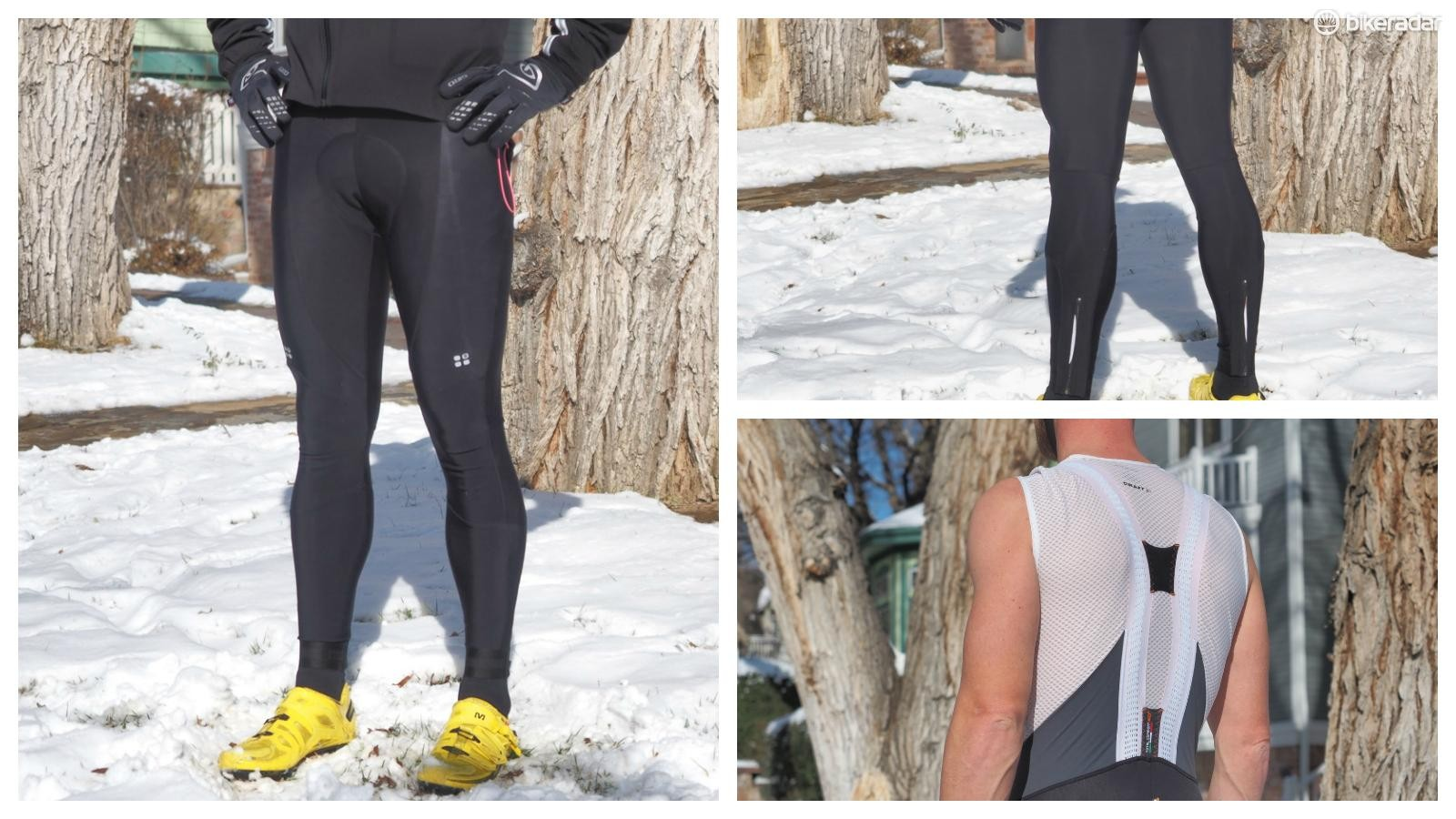 Flattening (or removing) the stitching behind the knee and toning down the chamois would make these top shelf