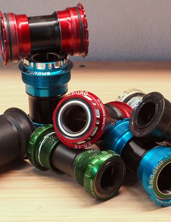 Seriously, how many different bottom brackets do there need to be? T47 is an extremely appealing idea but it's going to take some serious industry-wide courage to make it happen
