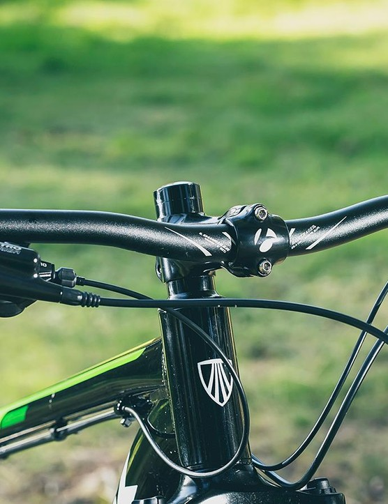 We found the handlebar to be brutally unforgiving