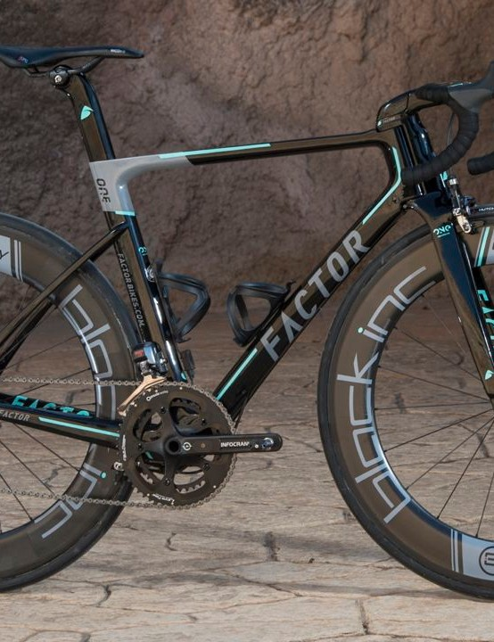 The new Factor One, ready to rumble