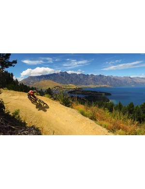 Jake Ireland and Katy Curd chase the summer to Queenstown, NZ